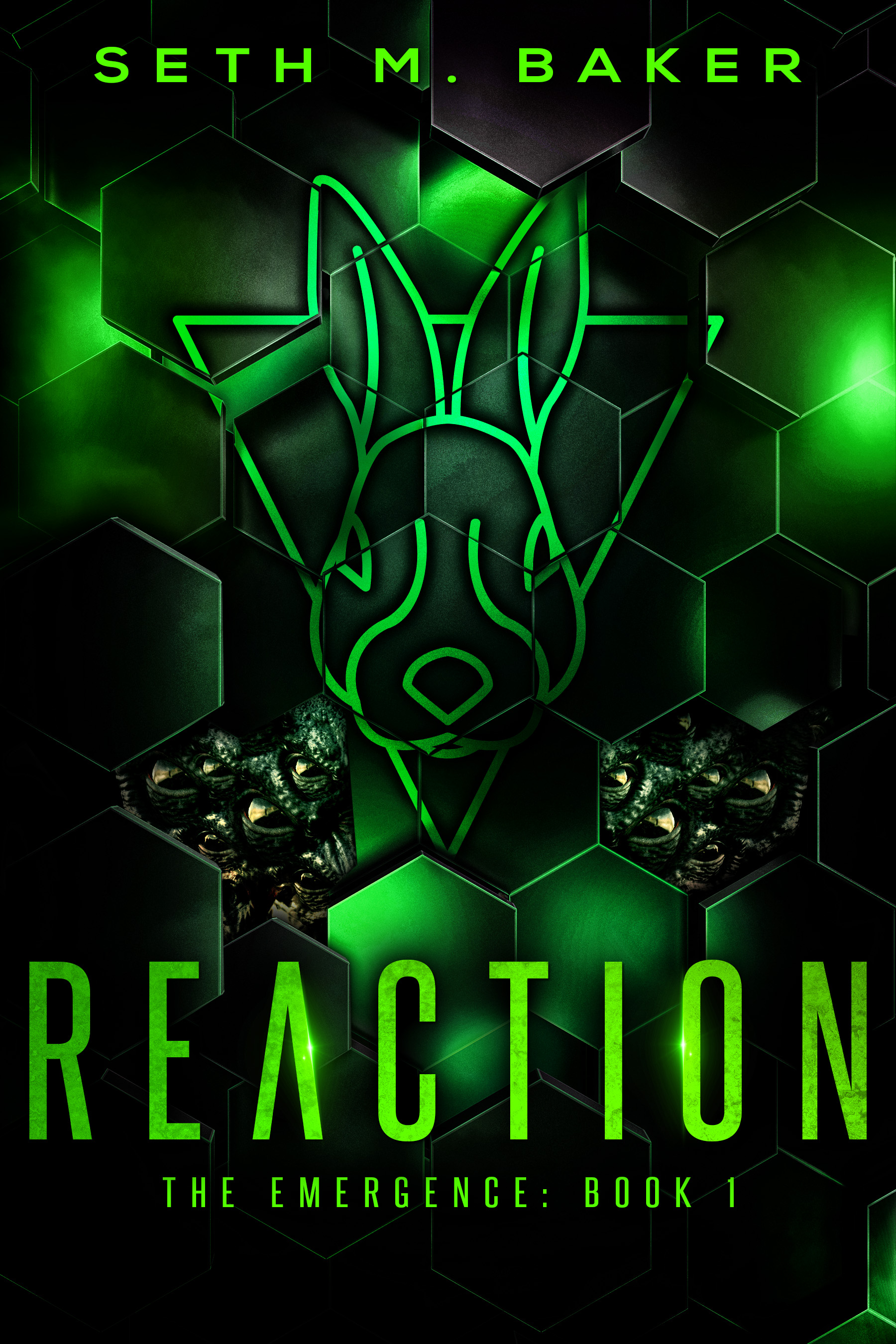 Cover to Reaction