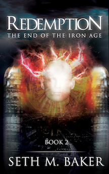 Redemption - The End of the Iron Age Book 2